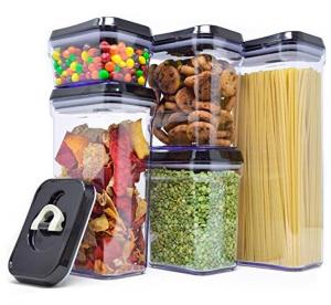$19.49 Royal Air-Tight Food Storage Container Set - 5-Piece Set
