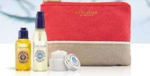 L'Occitane: Up to 7-pc Free Gift