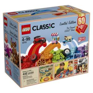 $29.97 LEGO 60th Anniversary Limited Edition - Classic Bricks on a Roll