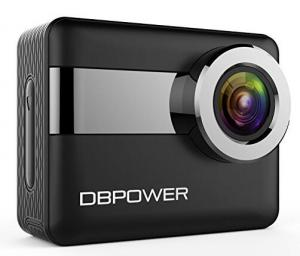 $69.99 (Was $89.99) DBPOWER N6 4K Touchscreen Action Camera