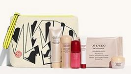 Choose a Free Gift (up to $92 value) with $75+ Shiseido Purchase @Nordstrom