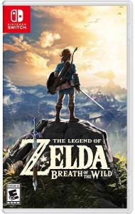 $44.99 The Legend of Zelda: Breath of the Wild - Nintendo Switch