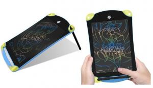 $19.99 8.5-Inch Paperless Multi-Color Writing Tablet with Stylus
