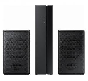 $59.99 (Was $129.99) Samsung Wireless Rear Loudspeakers - works with select Samsung soundbars (Pair) - Black