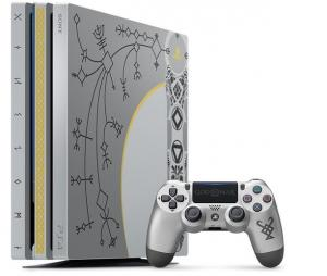 $399.99 Pre-order PlayStation 4 Pro 1TB Limited Edition Console - God of War Bundle