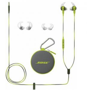 50% OFF Bose - SoundSport In-Ear Headphones (iOS) - Energy Green