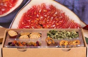 Graze: Free First Healthier Snacks Box