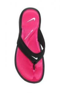 $12 (Was $34.99) Nike Ultra Comfort Thong Sandal for Women