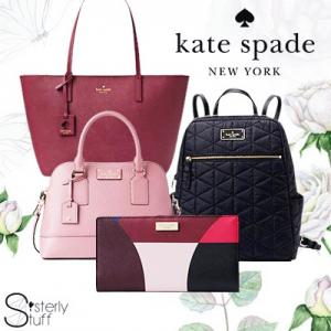 Kate Spade: Up to 50% OFF + Extra 30% OFF Sale Styles