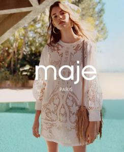 Maje: 50% OFF + Extra 20% OFF All Sale Styles