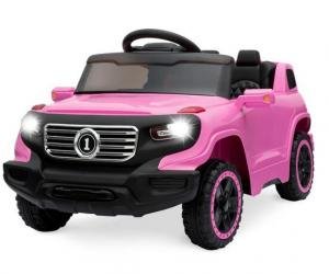 $99 (Was $299) 6V Ride On Car Truck w/ Parent Control - Pink