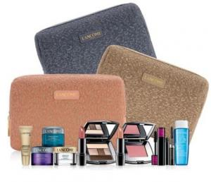 FREE 7-PIECE GIFT (up to a $139 Value) w/ $39.50+ Lancome Purchase
