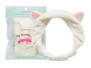 Only $5.97 & FREE Shipping [ETUDE HOUSE] My Beauty Tool Lovely Etti Hair Band