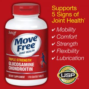 BOGO Free + Extra 15% Off Select Schiff Move Free products @Walgreens
