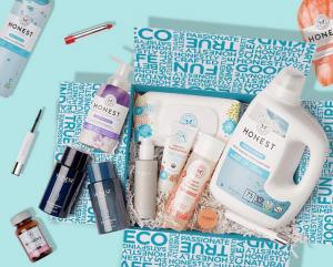 $20 OFF 1st Diaper Bundle & Get Surprise Beauty Bag for only $40 @The Honest Company