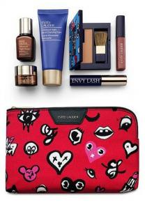 FREE 7-Pc. gift (up to $165 Value) + Bag with any $37.50 Est�e Lauder Purchase @macys.com