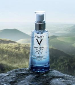 $19.99 for Vichy Mineral 89 Hydrating Hyaluronic Acid Serum and Daily Face Moisturizer For Stronger, Healthier Looking Skin @Amazon