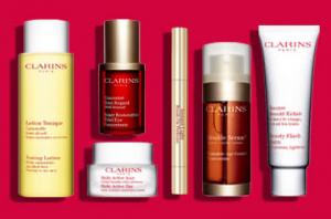 Clarins: Up to 25% OFF Hot Items
