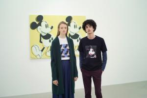 UNIQLO: Choose New Arrived Disney Mickey Mouse Art By Andy Warhol
