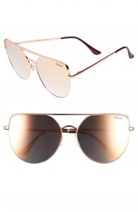 x Jasmine Sanders Santa Fe 65mm Aviator Sunglasses