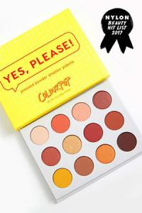 YES, PLEASE! Pressed Powder Shadow Palette for $16