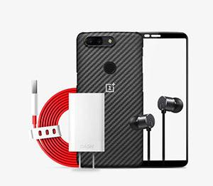 20% off OnePlus 5T Big Bold Boss Bundle