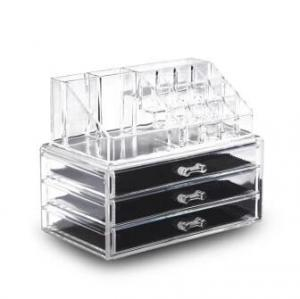 41% off Acrylic 3 Drawers Cosmetic and Makeup Organizer