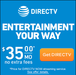 DIRECTV NOW - Starting at $35/mo.
