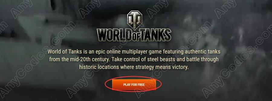 World of Tanks Bonus Code and Promo Code 2019 by AnyCodes