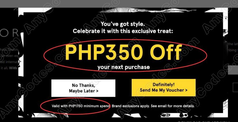 Zalora Philippines Promo Codes and Coupon Codes September