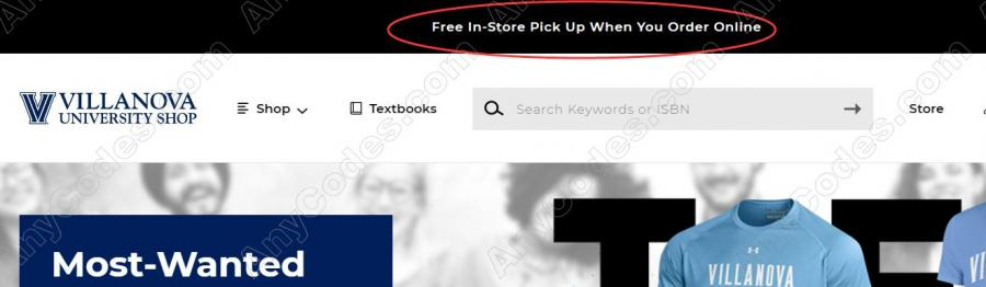 picture about Emily Ley Coupon Code named Villanova College or university Bookstore Promo Code and Promo Code