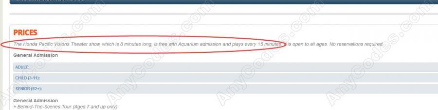 photo regarding Aquarium of the Pacific Coupons Printable called Aquarium of the Pacific Coupon and Coupon Code September