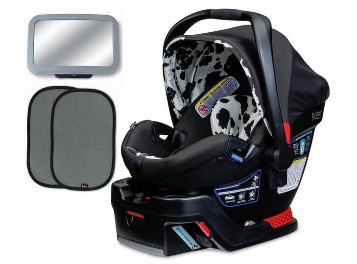 Britax B-Safe 35 Elite Infant Car Seat Bundle