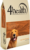 4Health Dog Food Coupons