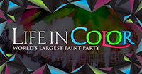Life In Color Ticket Promo Code