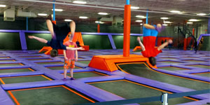 Trampoline Park Coupon