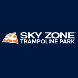 picture relating to Sky Zone Printable Coupons identified as 50% Off Sky Zone Discount coupons, Trampoline Park Coupon Codes